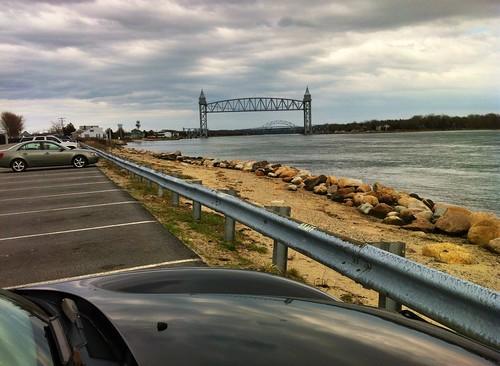 bridge train ma bay canal cape bourne mass cod buzzards