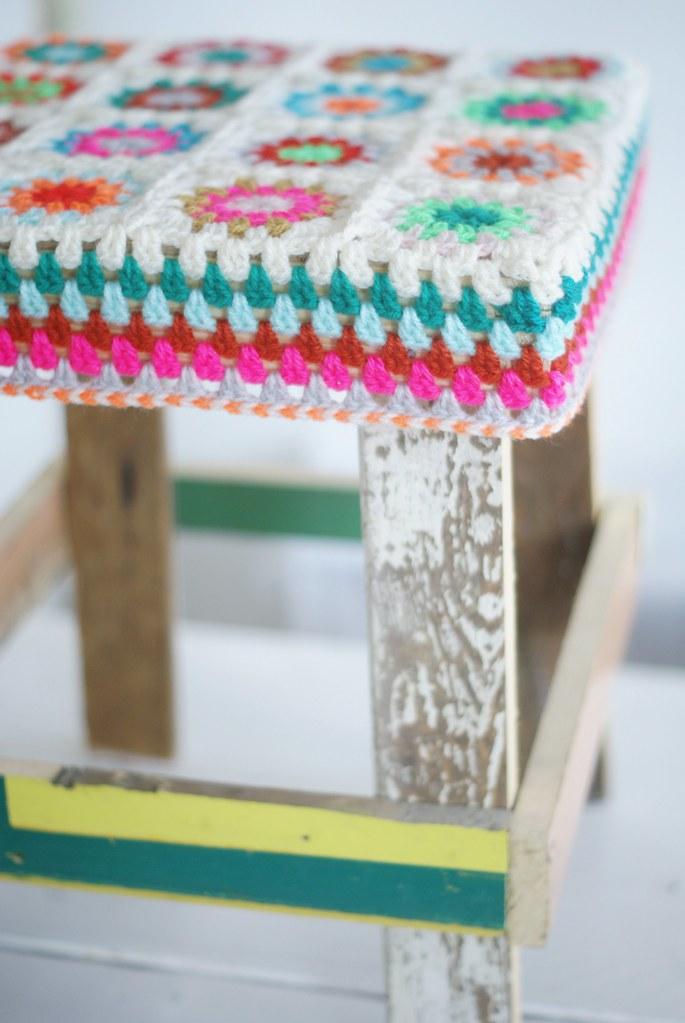 Tremendous Wood Wool Stool Neongroen Ingrid Jansen Flickr Pdpeps Interior Chair Design Pdpepsorg