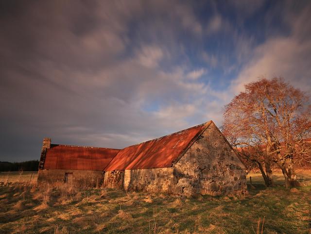 Old Strathnairn Croft.