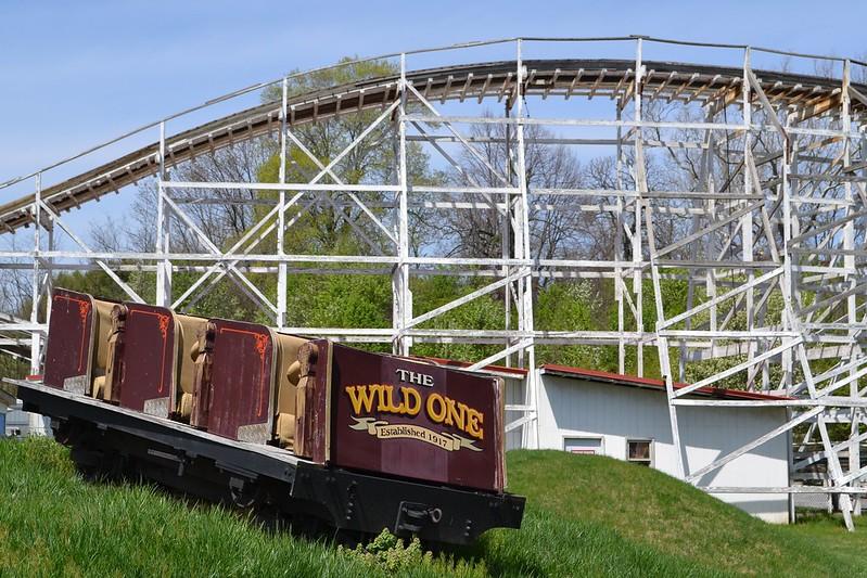 Wild One train car