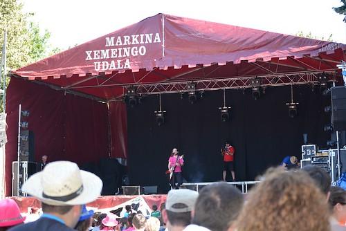 Markina-Xemeingo Karmen jaiak 2016