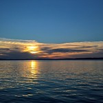 Pelican Lake Sunset