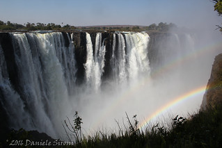 Victoria falls   by Dany3R9