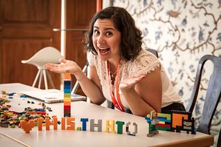 Una in Lego Heaven | by marc thiele