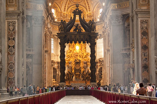 St Peter's Basilica (Vatican)   by Rome Cabs