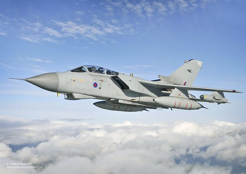RAF Tornado GR4 | by Defence Images