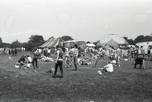 Glastonbury Festival 1987