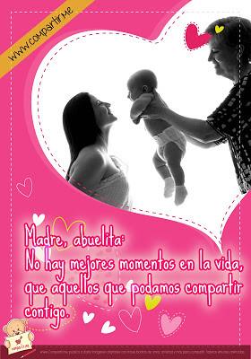 Frases De Amor Tarjeta Para Mi Abuelita Por El Día De La