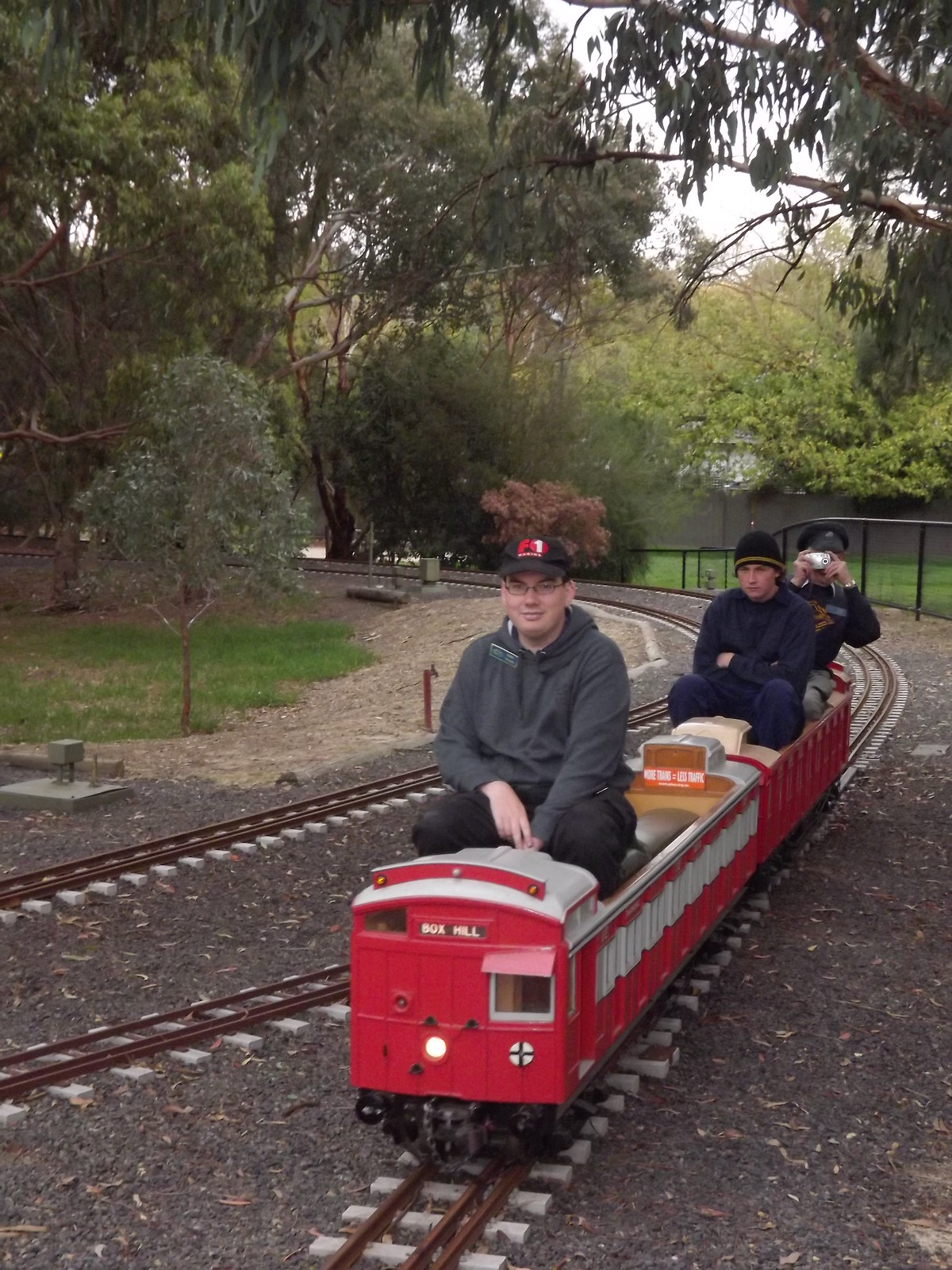 Tait Train by Sammy Daly