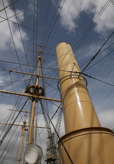 The Victorian  Sloop