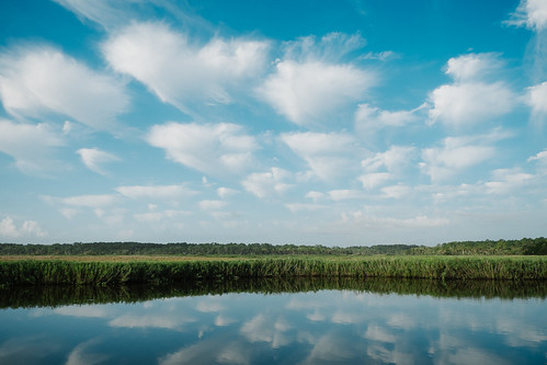 reflection clouds river landscape florida x pro1 xpro1 vscofilm fujixpro1
