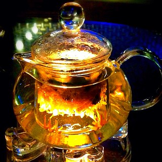 Bryan's bedtime chamomile tea shot | by rgbtexex