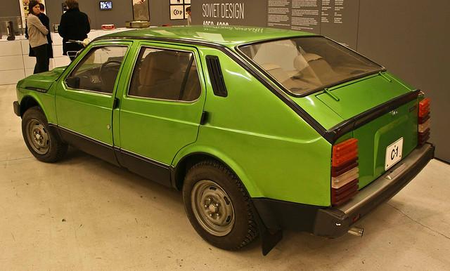 Moskvich C-1, 1975