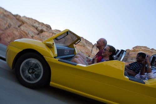 Radiator Springs Racer