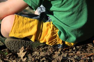 Treasure pocket shorts 5 - KCW Spring 2013