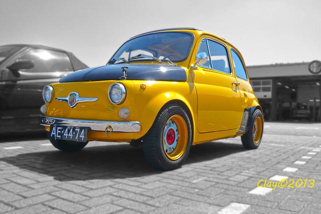 ABARTH-FIAT 595 look-alike 1969