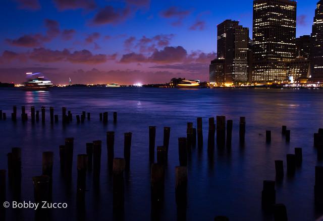 NYC Harbor