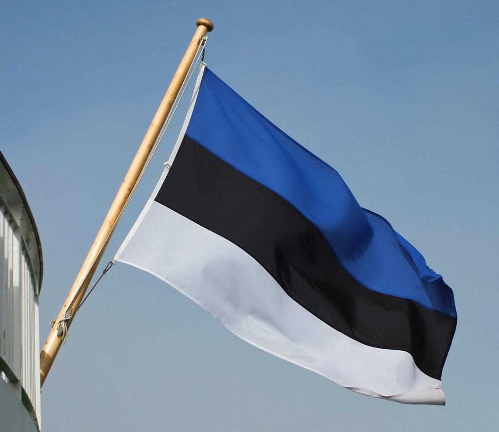 The national flag of Estonia | Eesti lipp | Heikki Siltala | Flickr