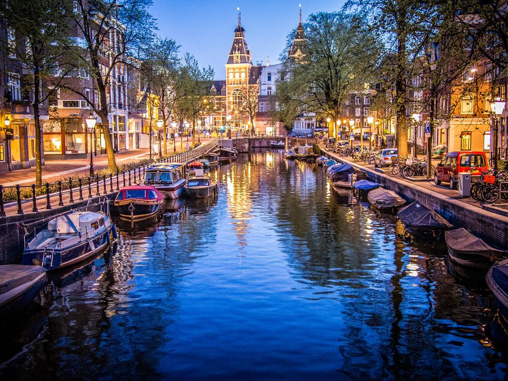 Amsterdam | Sergey Galyonkin | Flickr