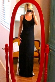 The Mission Maxi dress