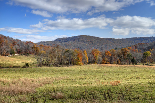 Skinner Mountain, Fentress County, Tennessee