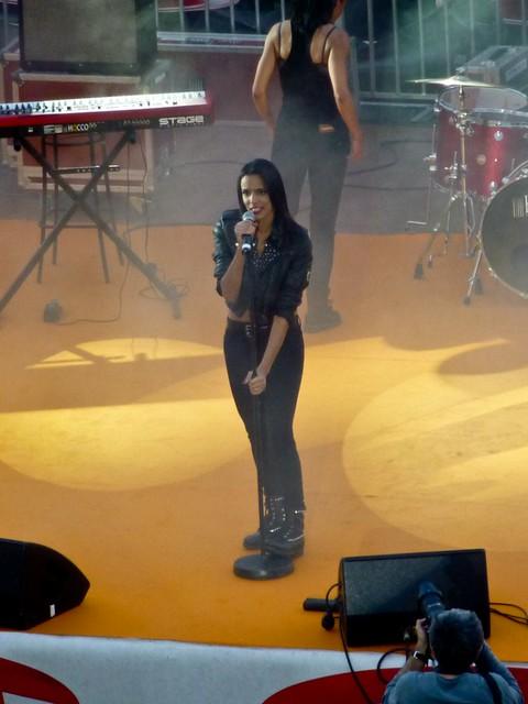M. Pokora & Shy'm - Voltage Paris Live 2011, Stade Charléty, Paris (2011)