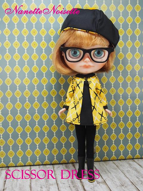 Nanette Noisettes Scissors Dress | Nanette Noisette | Flickr