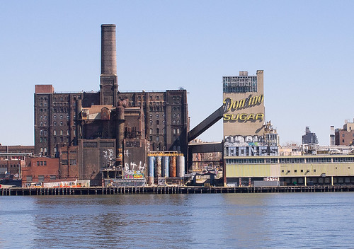 domino sugar factory | by dandeluca