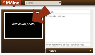 How to add cover photo to new project ^IfMine ifmine.com | by ^IfMine