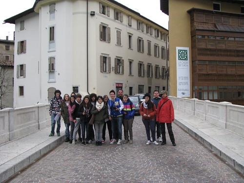 il gruppo #borgosmaria - occupazione del Ponte Forbato | by PORTOBESENO