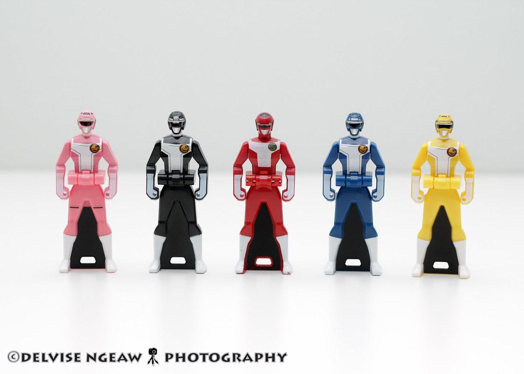 13  Kousoku Sentai Turboranger (高速戦隊ターボレンジャー
