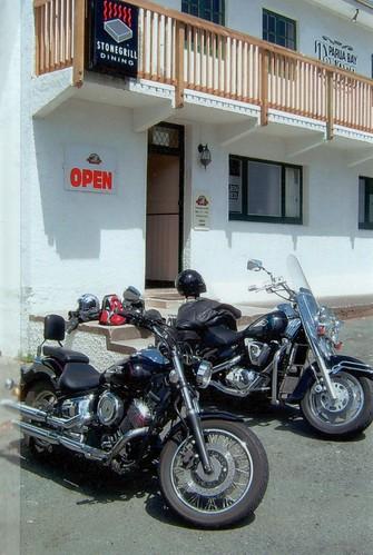 biketrips whangareiharbour paruatavern