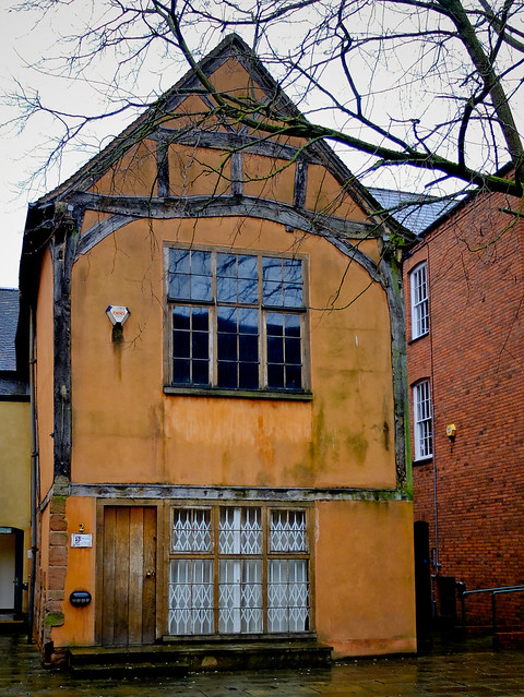 10a Hay Lane, Coventry (17th Century)