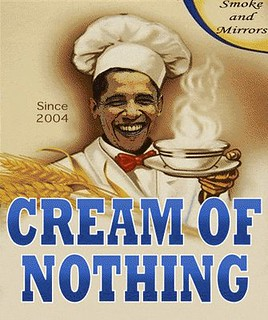 obama-cream-of-nothing | rmhubbs952 | Flickr