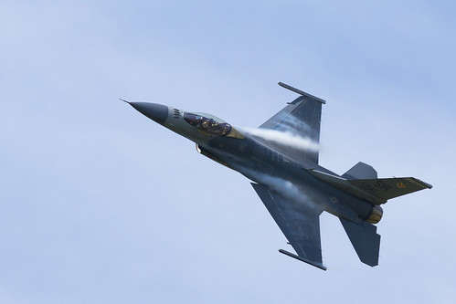 USAF F-16 Viper Fighter Jet | by Wilson Hui