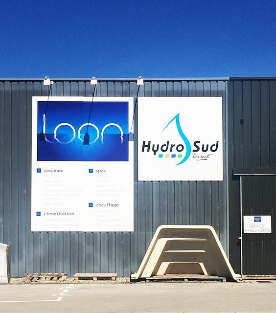 Showroom - Hydro Sud Besançon