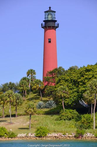 usa lighthouse florida jupiter jupiterinletlighthouse nikond5100 sigma1802500mmf3563 ©sergedaigneault