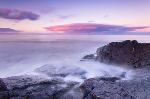 Dunstanburgh Sunset | by verdantvista.scot