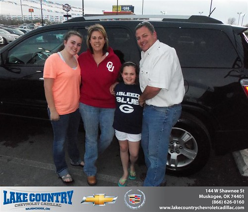 Lake Country Chevrolet Cadillac Would Like To Say Congratu