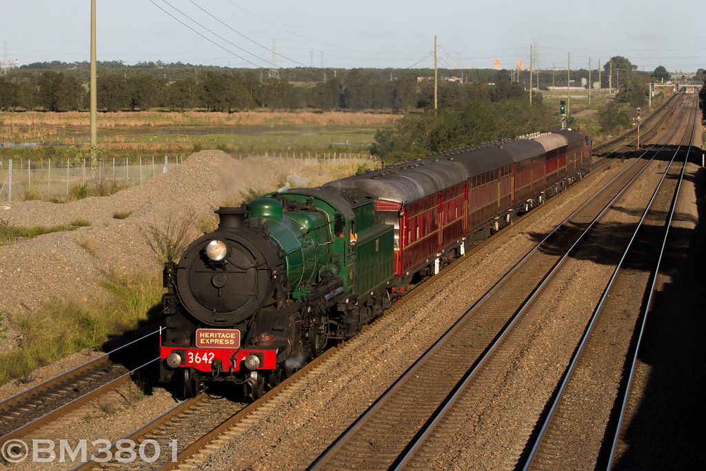 3642 at Beresfield by Benjamin Murch