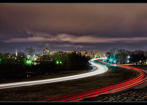 park longexposure light night canon river rebel lowlight streak ottawa border parkway streaks hdr blend vigilantphotographersunite vpu2 vpu3 vpu4