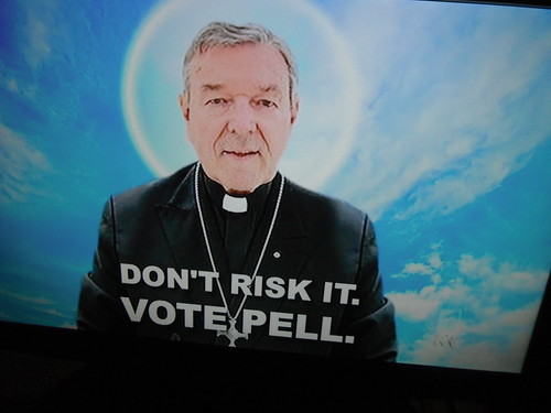CARDINAL GEORGE PELL | by RubyGoes