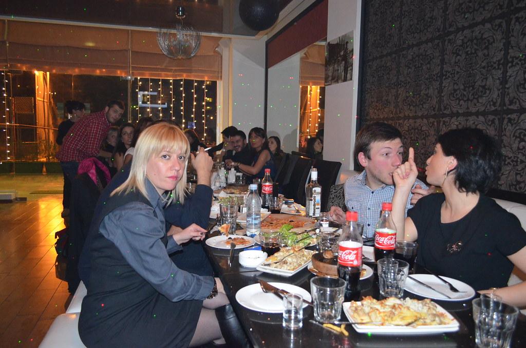 Banquet of PRSchool IMC №1