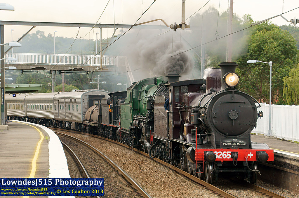 3265, 3642 & 3016 at Awaba by LowndesJ515