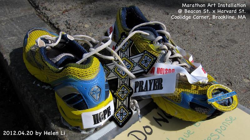 2013.04.20-Marathon Art Installation