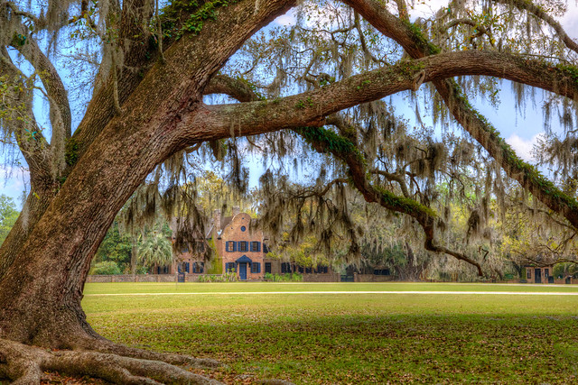 Middleton Place House