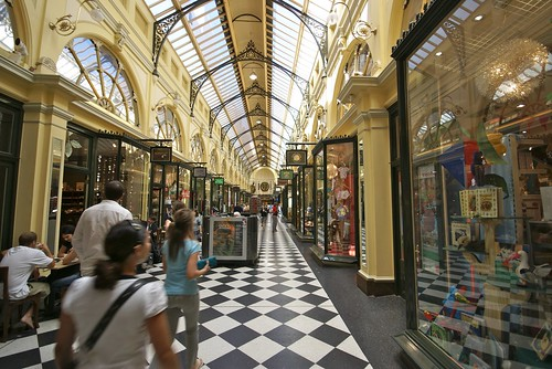 Royal Arcade, Melbourne | by Joe Lewit