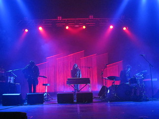 Beach House - Victoria Legrand, Alex Scally & Daniel Franz | by Peter Hutchins