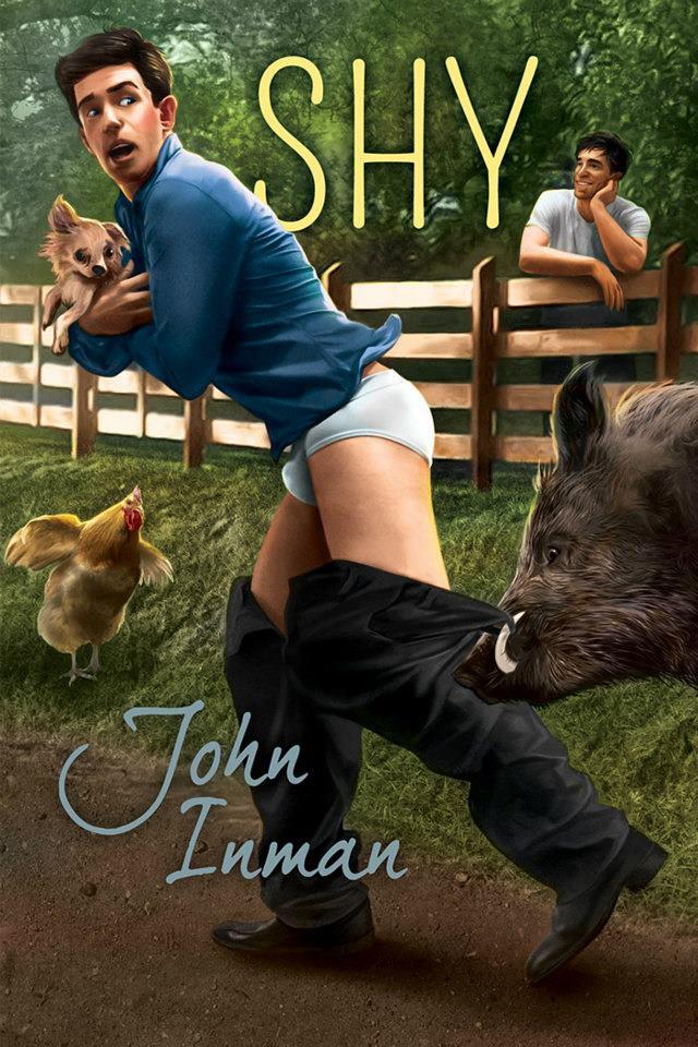 Shy Gay Romance Novel Cover Art By Paul Richmond Flickr