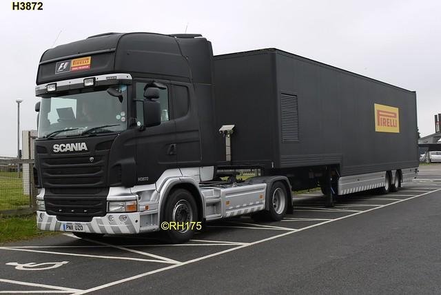 Eddie Stobart H3872 - Brands Hatch